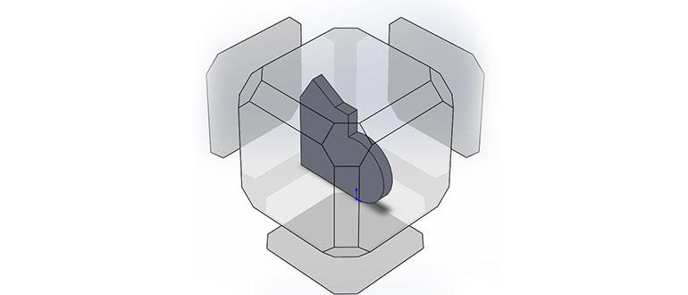 Управление-3D-моделью-в-графической-области