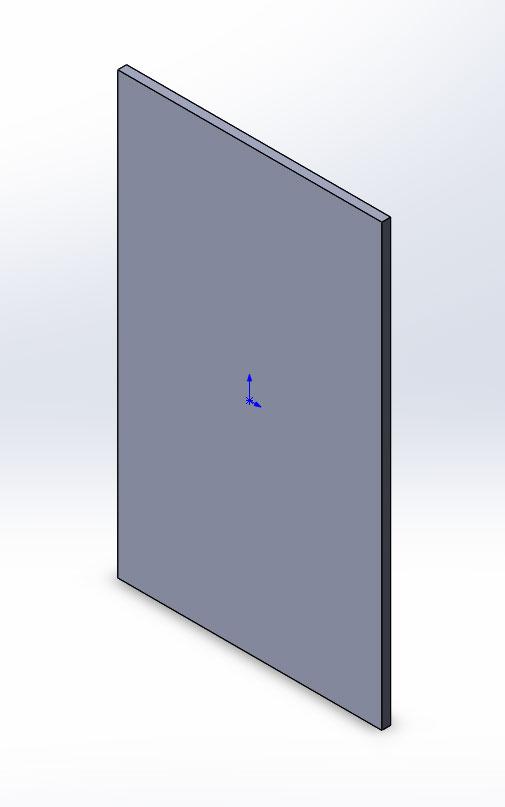 3D модель в SolidWorks, Зеркальное отражение и массивы