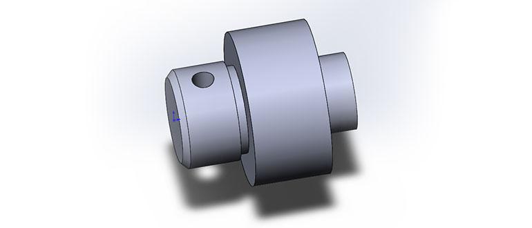 3D-модель-в-SolidWorks,-Повернутая-бобышка-и-Повернутый-вырез