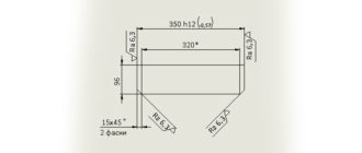 Чертеж-сиденья-табурета-из-дерева-в-SolidWorks