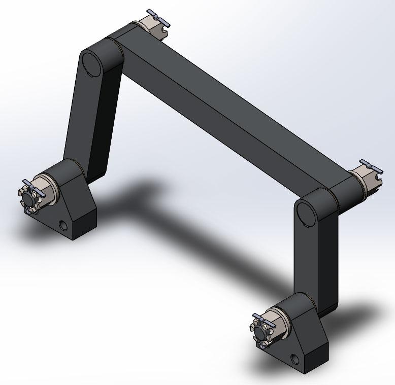 Как на разрезе в чертеже SolidWorks отобразить часть деталей нерассеченными.
