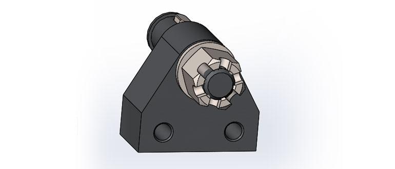 Сборка-кривошипно-коромыслового-механизма-в-SolidWorks