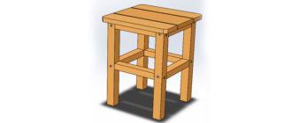 Табурет-из-дерева-в-SolidWorks