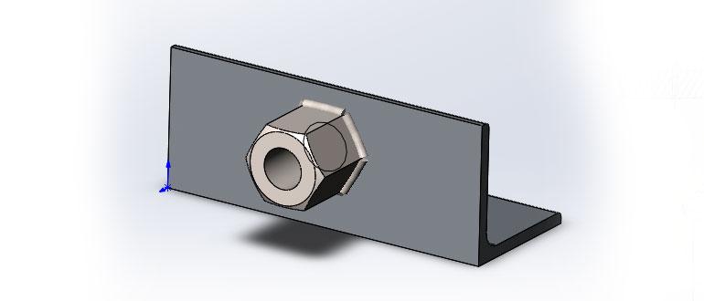 Упор-из-металлопрофиля-по-ГОСТ-в-SolidWorks