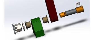 Вид-с-разнесенными-частями-в-сборке-SolidWorks
