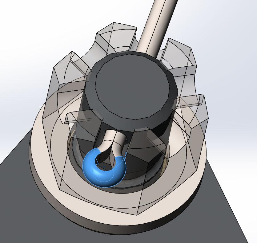 Создание сборки в Solidworks