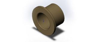 Втулка,-3D-модель-в-SolidWorks