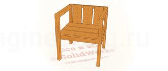 кресло-из-дерева-своими-руками